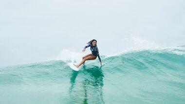 So lernen Sie surfen
