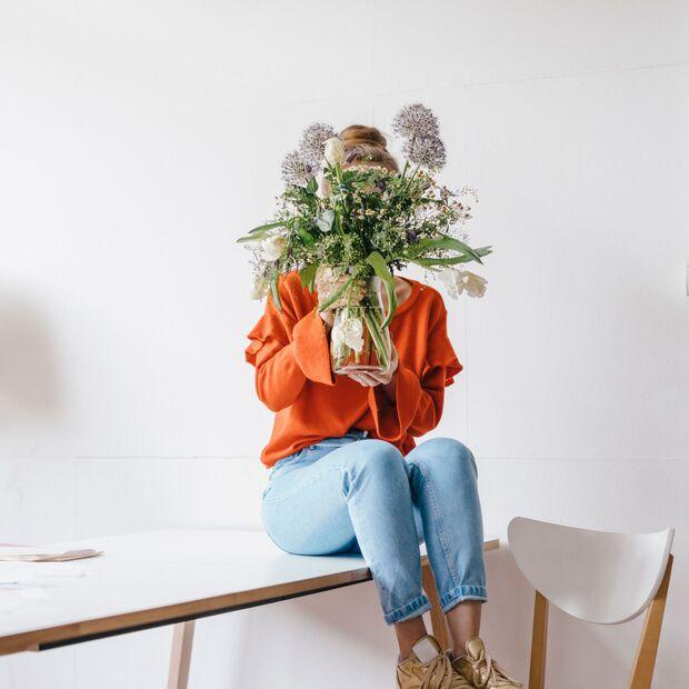 So manch' Introvertierter hat oft eine Überraschung im Gepäck