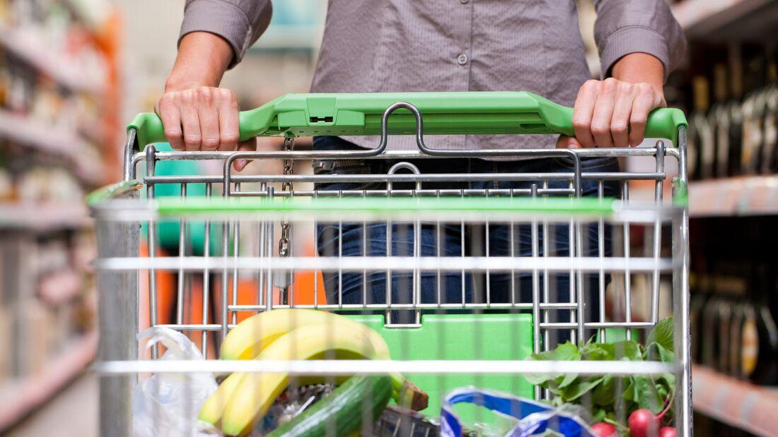 So sieht ein gesunder Einkauf aus