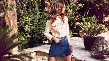 So stylst du Jeansröcke