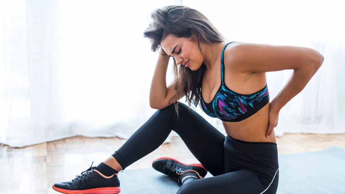 Soll ich Sport machen oder nicht? Bei Rückenschmerzen hängt das ganz von den Symptomen und der Ursache ab