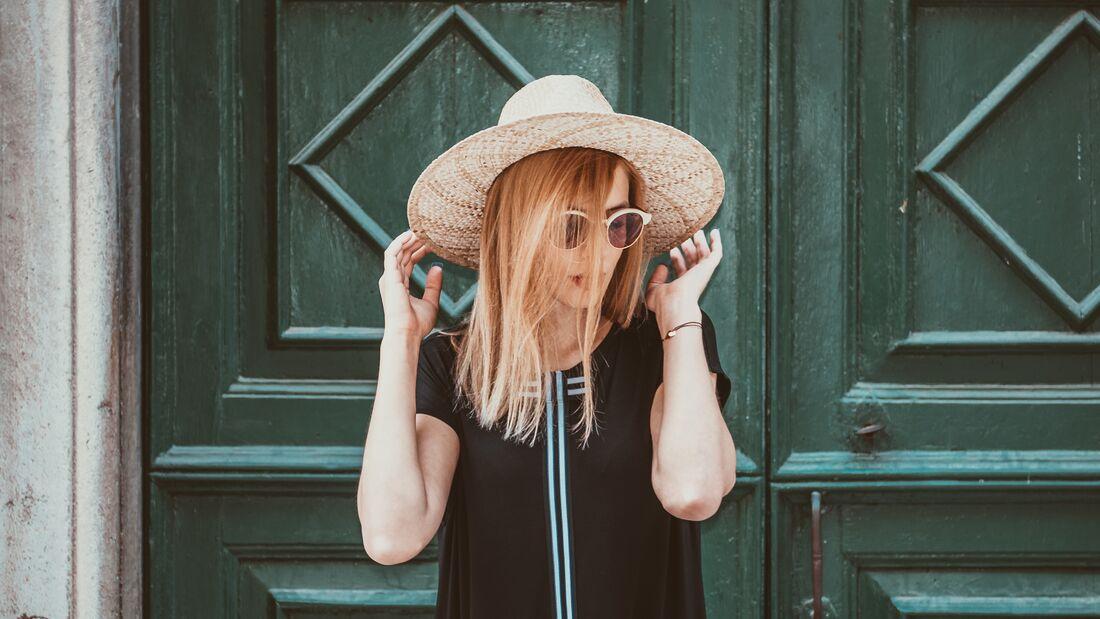 Sommerhüte für Frauen