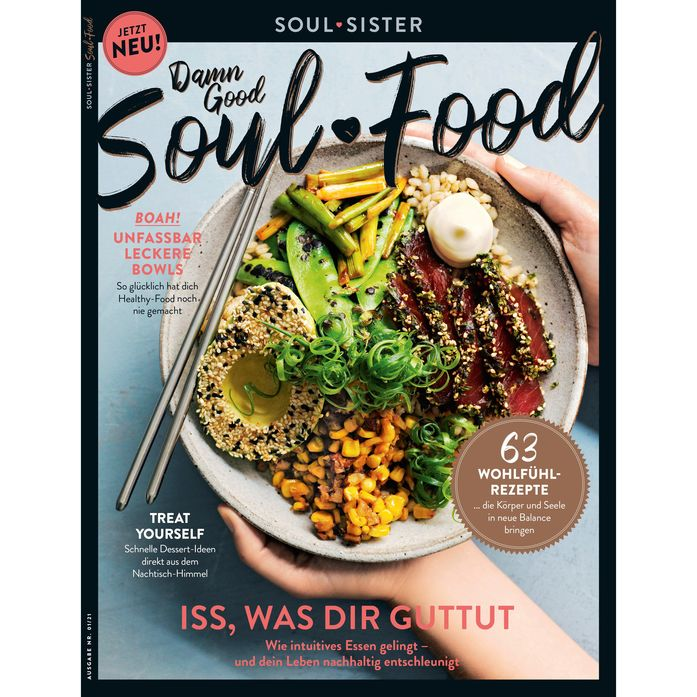 Sonderheft DAMN GOOD SOUL FOOD
