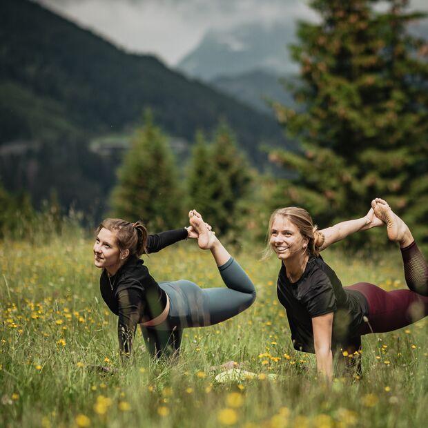 Soul Sister Camp Schweiz Tessin