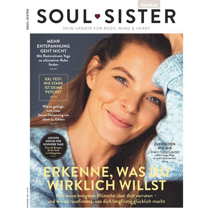 Soul Sister Cover 0121