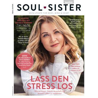 Soul Sister Cover 0321