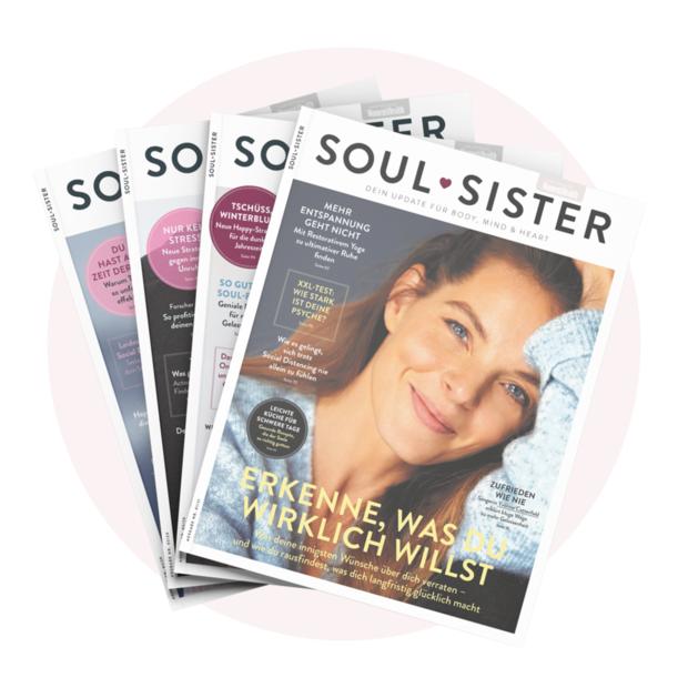 Soul Sister Hefte Gewinn