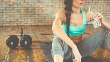 Sport ist der beste Stoffwechsel-Booster