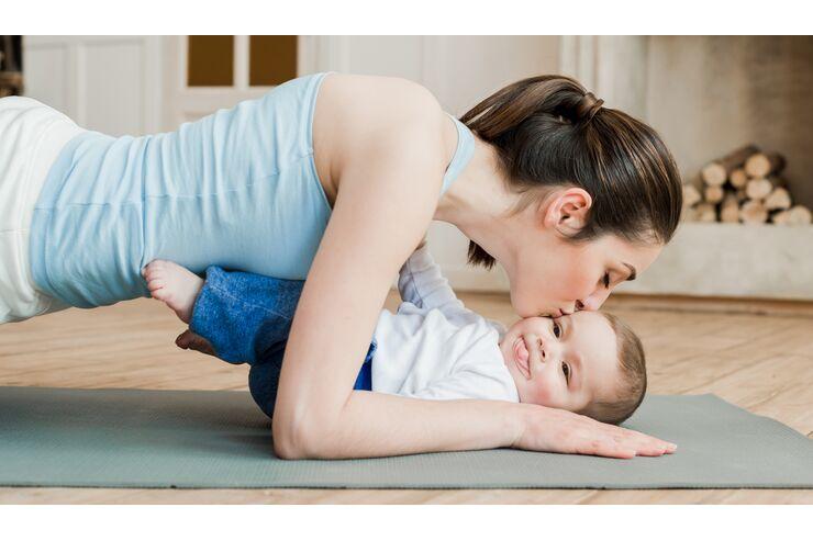wie abnehmen hüfte nach schwangerschaft