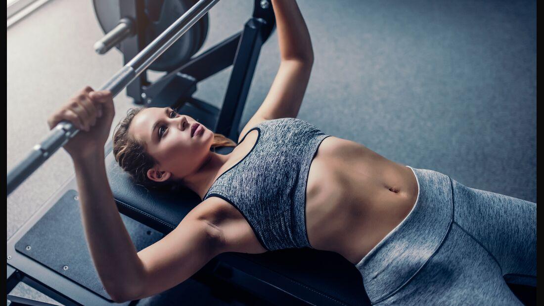 Stark ist das neue Sexy - so klappt der Muskelaufbau bei Frauen