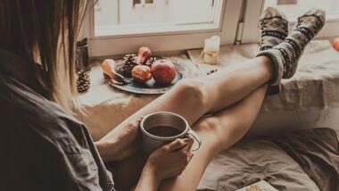 Stets kalte Hände und Füße? Vielleicht steckt Nährstoffmangel dahinter