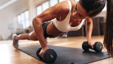 Strong is the new sexy: Die richtige Ernährung für den Muskelaufbau