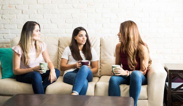 Suchen Sie das Gespräch mit Menschen, wenn Ihnen etwas nicht passt.