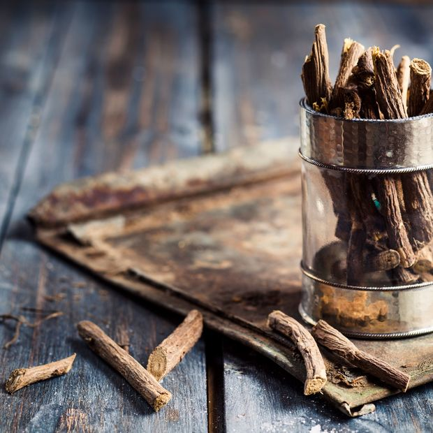 Süßholz ist ein echter Erkältungskiller