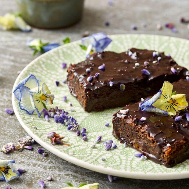 Süsskartoffel-Brownies