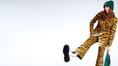 Tiger, Leo und Co. sind die Trendmuster der Saison