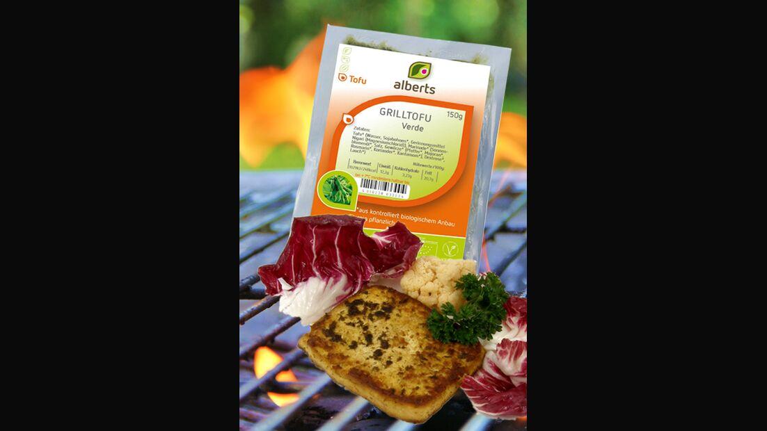 Tofu Verde von alberts