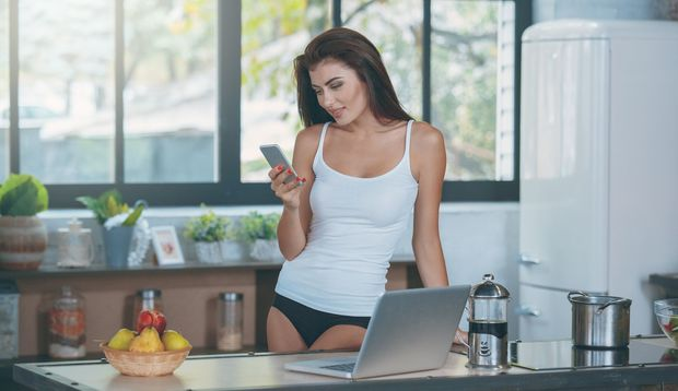 Tracke deine aufgenommenen Kalorien