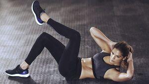 Trainingsplan für einen sexy Bauch