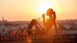 Trinken Sie mehr Wasser – so verbrennen Sie ganz nebenbei Kalorien