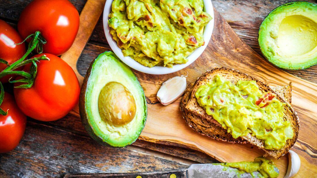 Unsere besten Avocado-Rezepte