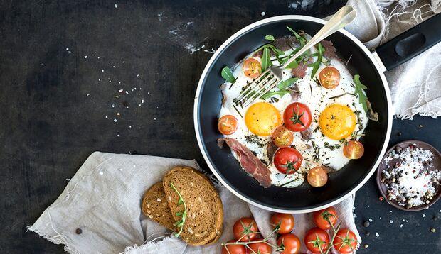 Unsere besten Eier-Rezepte aus unserer Rezeptdatenbank
