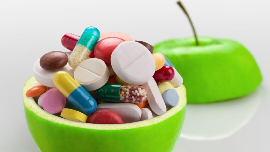 Veganer müssen häufig Ihren Vitamin B12-Status mit Supplementen pushen