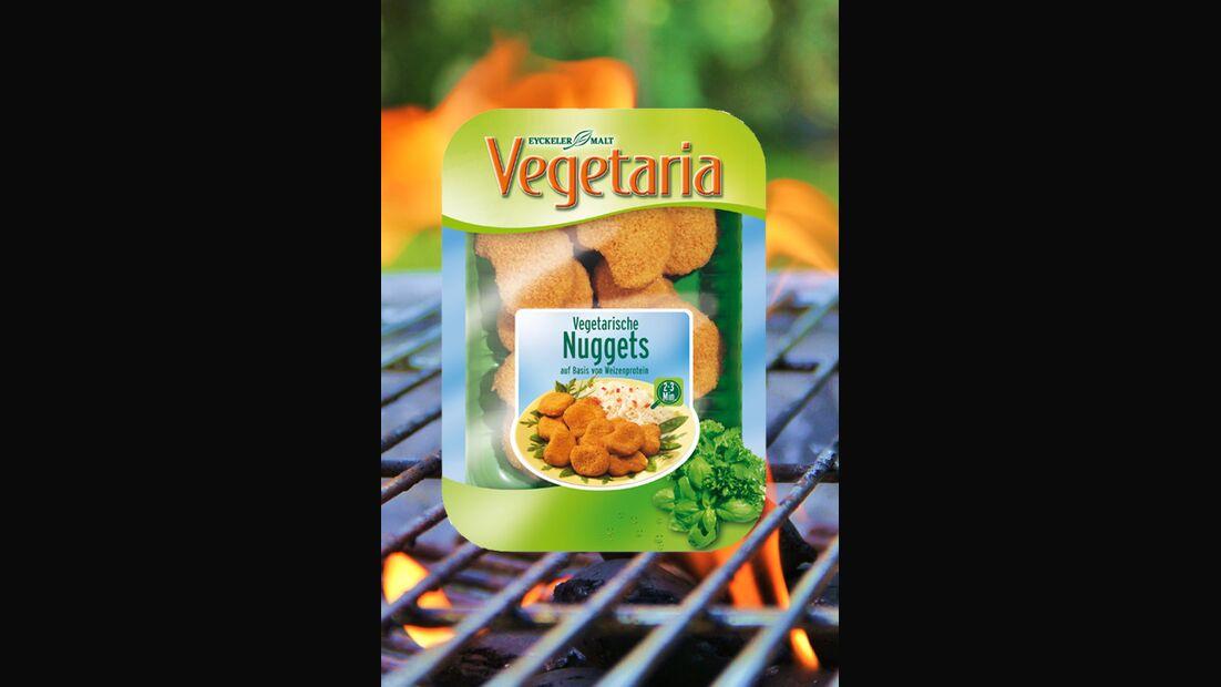 Vegetarische Nuggets von Eyckeler Malt / Vion