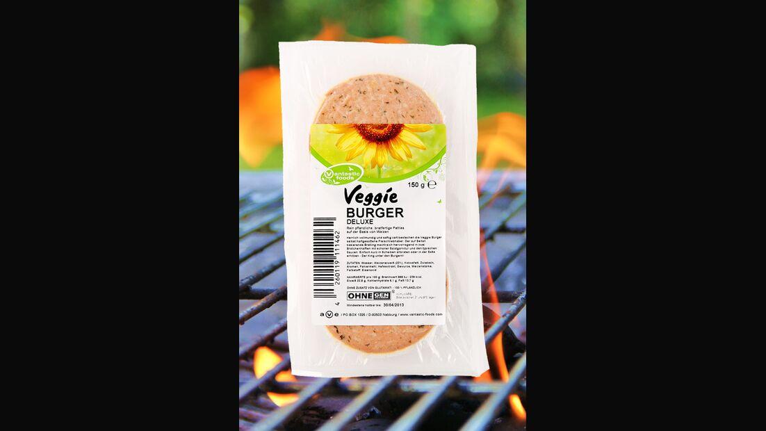 Veggie Burger Deluxe