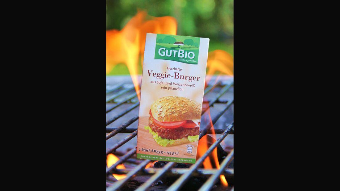 Veggie-Burger von Gut Bio
