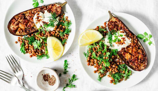 Von Aubergine bis Zucchini: Dieses Gemüse lässt sich super füllen