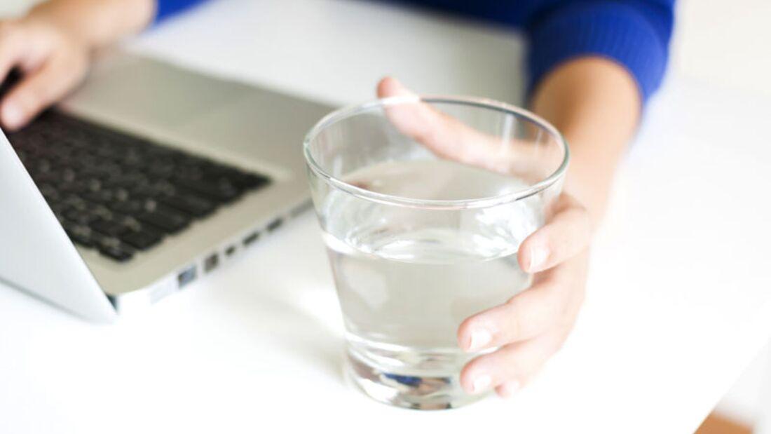 Wachmacher Kaltes Wasser