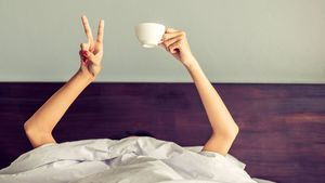 Was passiert, wenn Sie 10 Tage ohne Kaffee leben