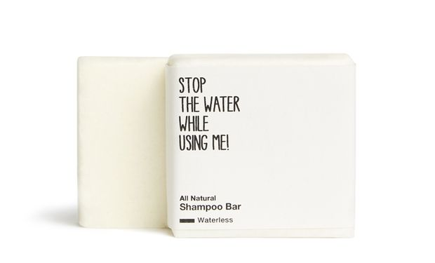 Waterless Shampoo Bar von Stop The Water While Using Me
