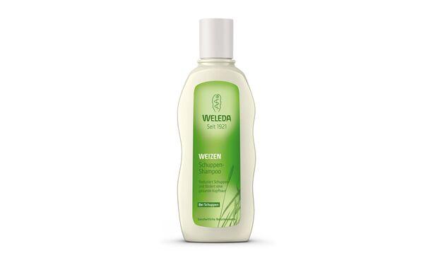 Weleda Schuppen-Shampoo im Test
