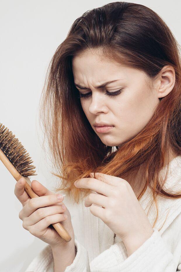 Wenn Frauen unter Haarausfall leiden