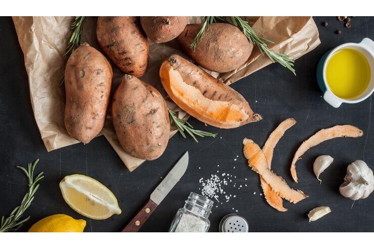 Wie man die Süßkartoffel zubereitet, um Gewicht zu verlieren