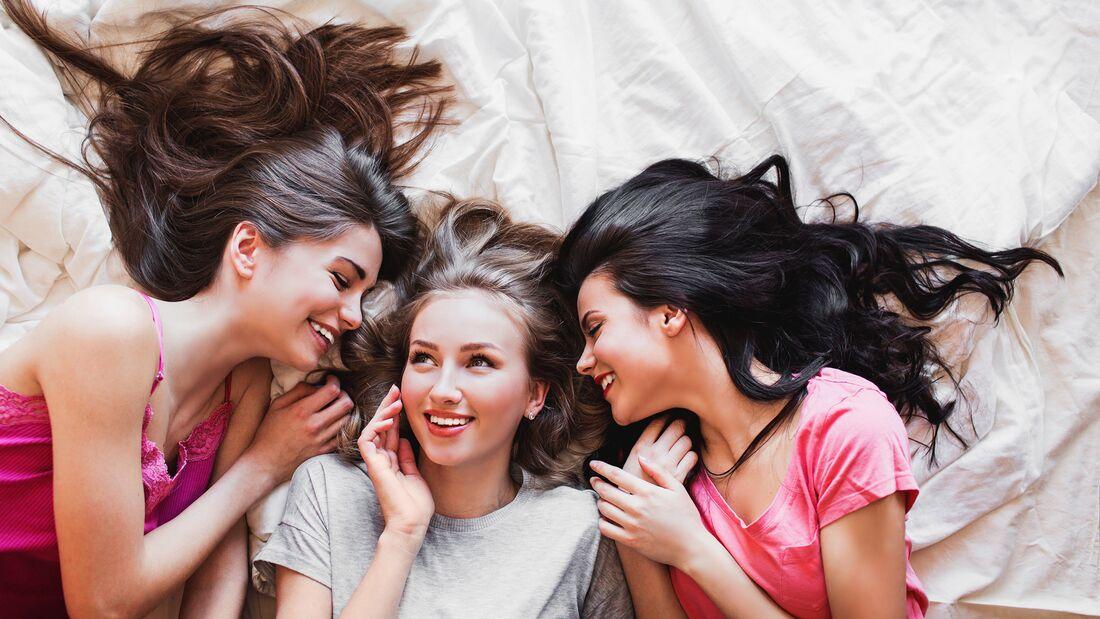 Wochenendtipp: Pyjama-Party mit den Mädels