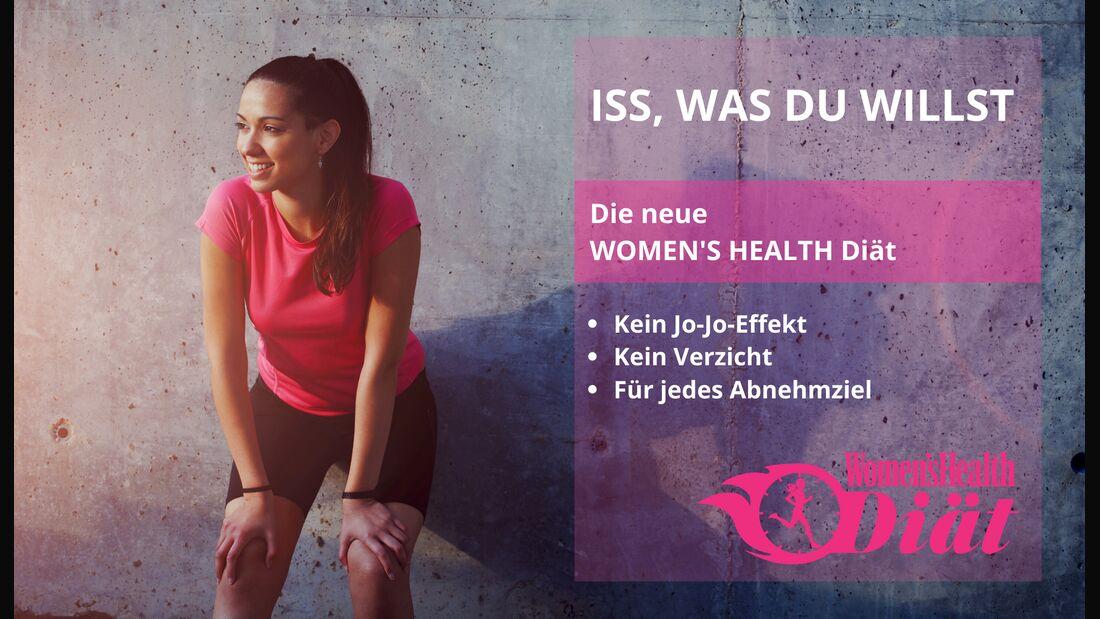Women's Health Diät