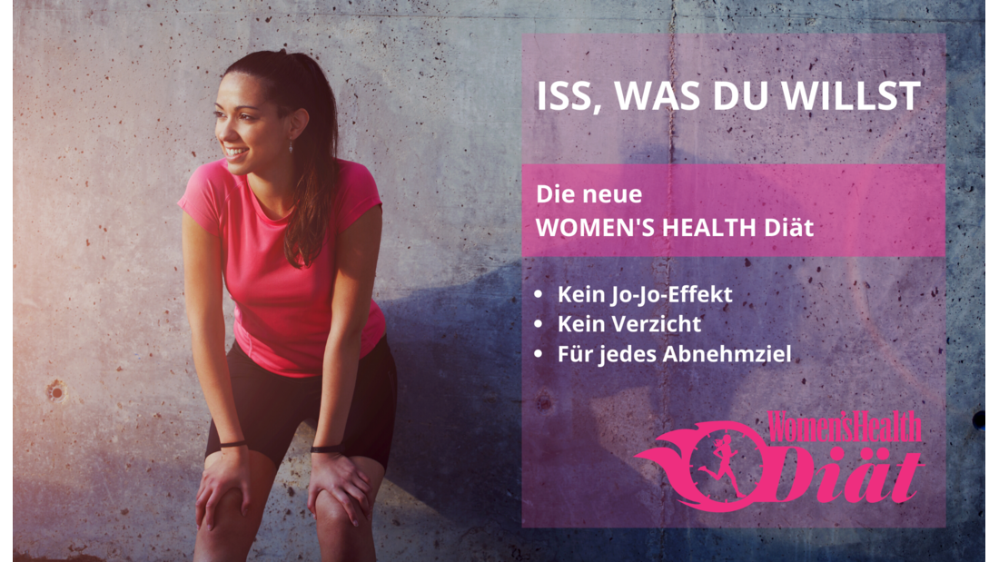 Women's Health Diät