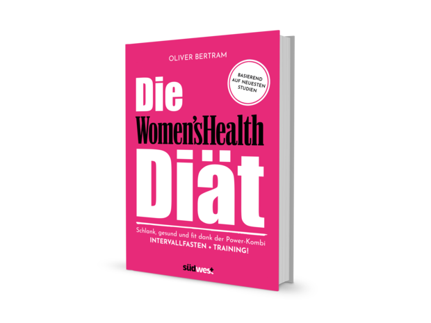 Women's Health Diät - Buch Cover