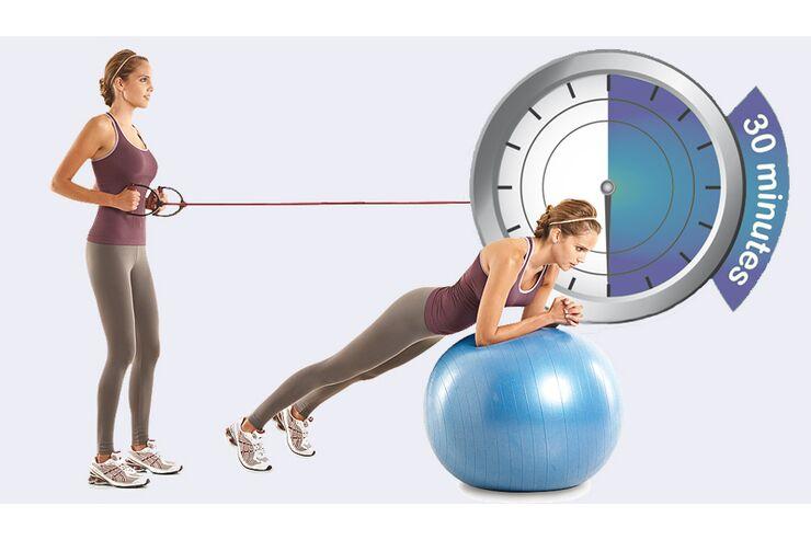 Fitness-Routinen für Frauen verlieren Gewicht pdf