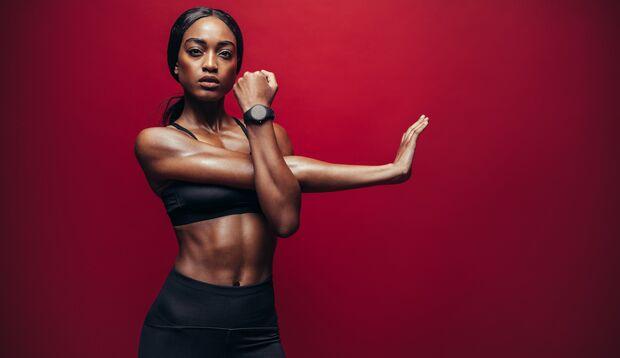 Workout für die Arme
