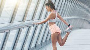 Workout für schlanke, straffe Oberschenkel
