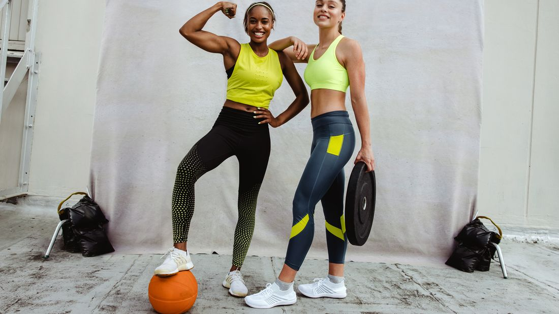 Workout für straffe Beine
