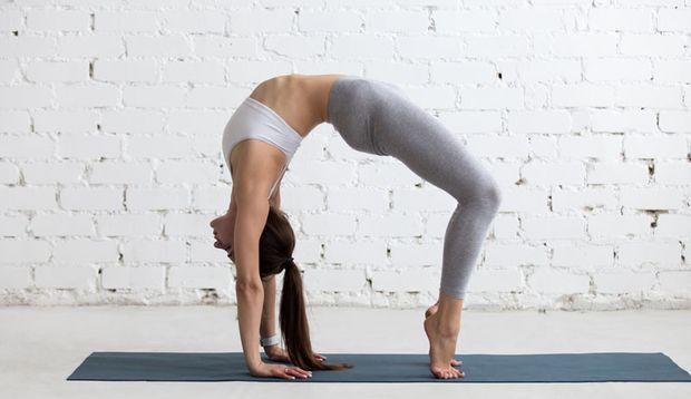 Yoga Pose Rad