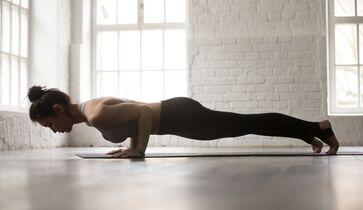 Wie man in 1 Woche natürlich Yoga abnehmen kann
