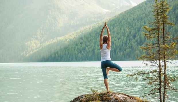 Yoga stärkt deine Achtsamkeit