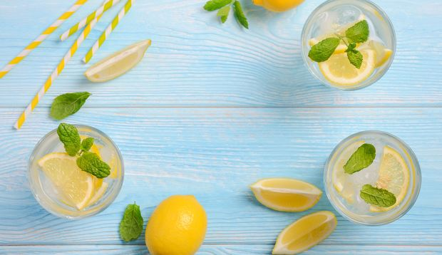Zitronen enthalten viel Vitamin C