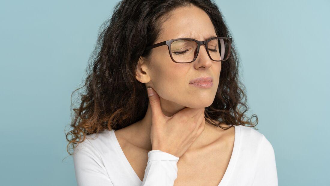 Zu viel Magensäure kann Sodbrennen auslösen